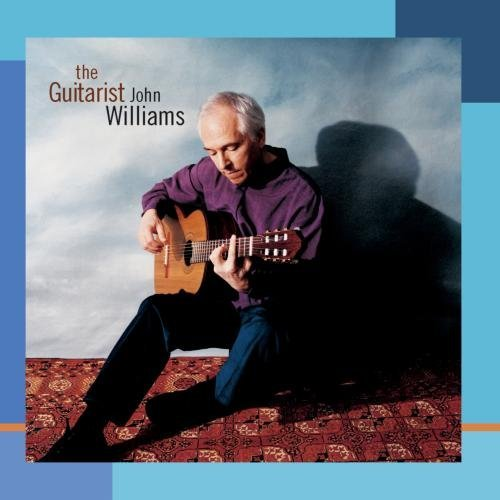 John Williams Guitarist CD R