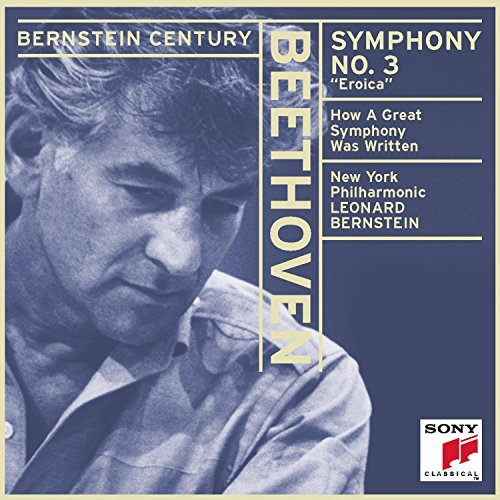 Leonard Bernstein Beethoven Sym No 3 (plus Disc Bernstein New York Po