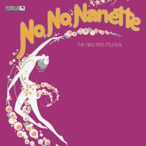 Broadway Cast No No Nanette Keeler Guilford