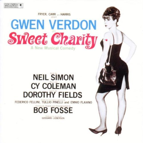 Broadway Cast Sweet Charity Verdon Fosse Simon Coleman