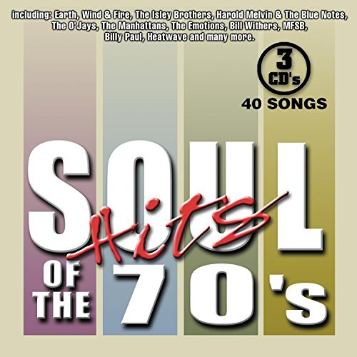 Soul Hits Of The 70's Soul Hits Of The 70's 3 CD