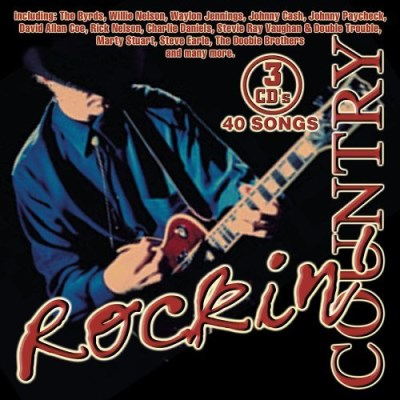 Rockin' Country Rockin' Country 3 CD Set