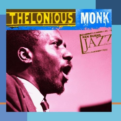 Thelonious Monk Ken Burns Jazz CD R