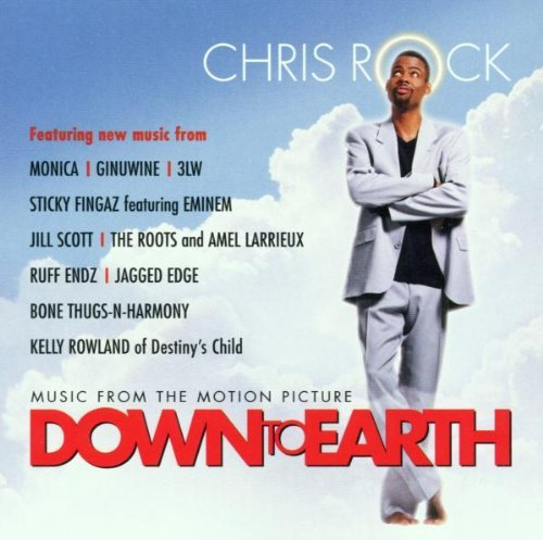 Down To Earth Soundtrack Ginuwine Bone Thugs N Harmony Jagged Edge Cam'ron Larrieux