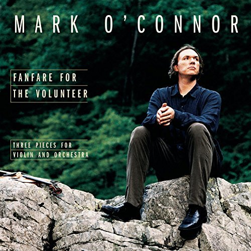 Mark O'connor Fanfare For The Volunteer Mercurio London Po