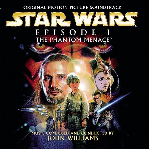 John Williams Star Wars Episode I Phantom M Music By John Williams