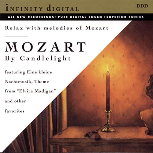 Wolfgang Amadeus Mozart Mozart By Candlelight