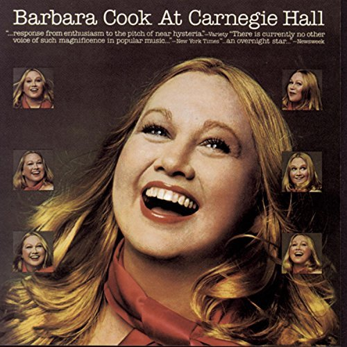 Barbara Cook Live At Carnegie Hall Cook (sop)