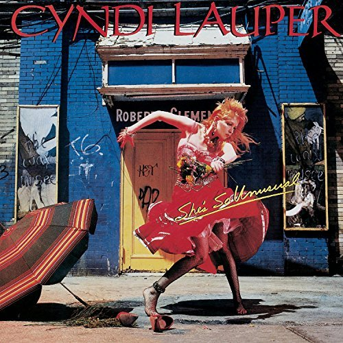 Lauper Cyndi She's So Unusual Remastered Incl. Bonus Tracks