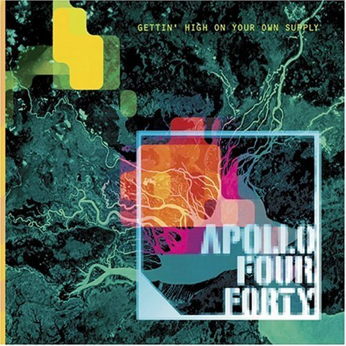 Apollo Four Forty Gettin' High On Your Own Suppl CD R