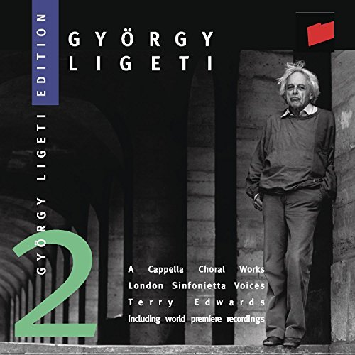 G. Ligeti Acapella Choral Works Edwards London Sinfonietta Voi