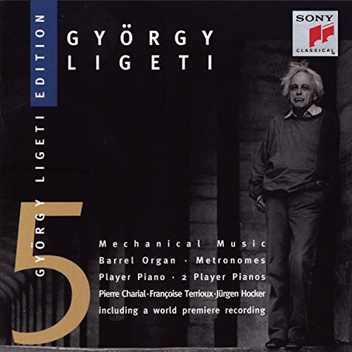 G. Ligeti Mechanical Music Charial Terrioux Hocker