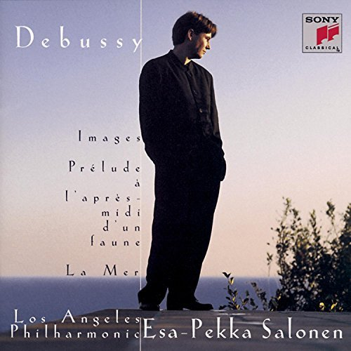 C. Debussy Mer Images Faun Salonen Los Angeles Phil