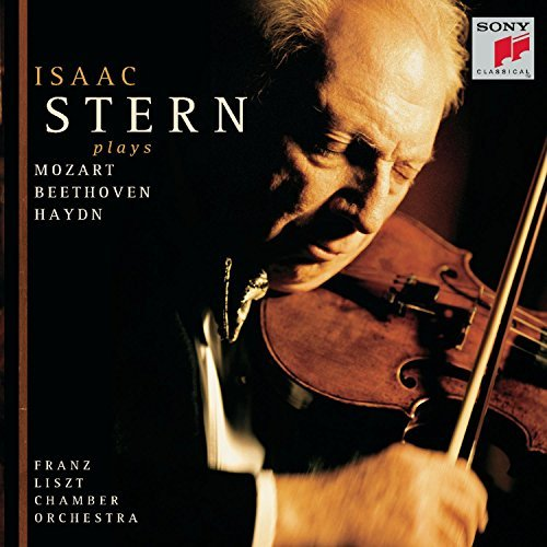 Isaac Stern Plays Mozart Beethoven Haydn Stern (vn) Franz Liszt Co