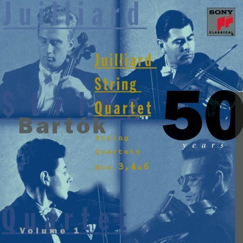 Julliard String Quartet Vol. 1 Julliard Str Qt