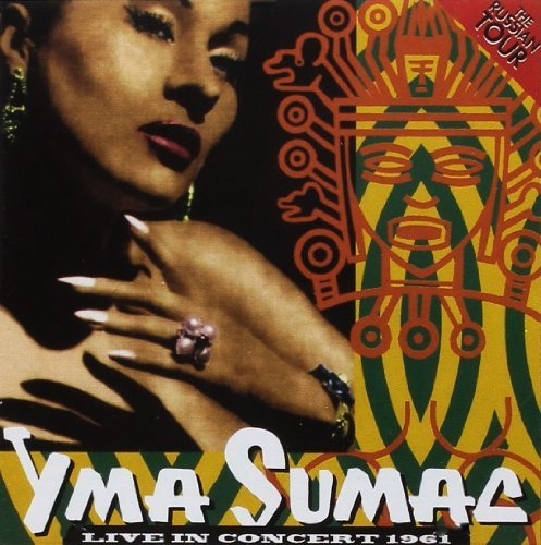 Yma Sumac Live In Concert 1961