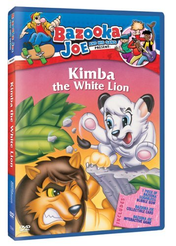Bazooka Joe & His Gang Kimba The White Lion