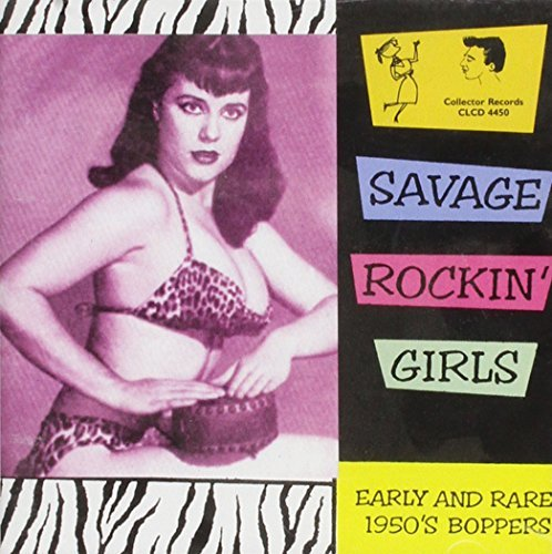 Savage Rockin' Girls Savage Rockin' Girls Import