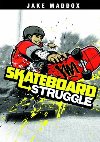 Jake Maddox Skateboard Struggle