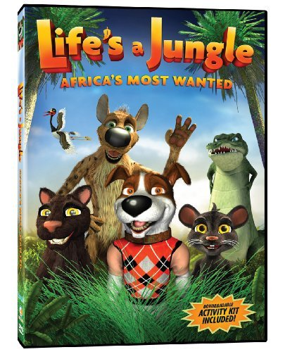 Life's A Jungle Africa's Most Life's A Jungle Africa's Most Ws Nr