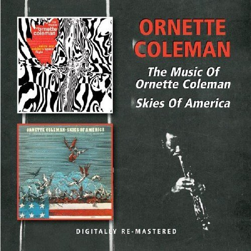 Coleman Ornette Music Of Skies Of America Import Gbr 2 CD Remastered