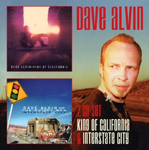 Dave Alvin King Of California.Interstate Import Gbr 2 CD