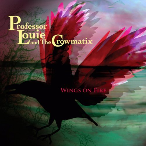 Professor Louie & The Crowmati Wings On Fire