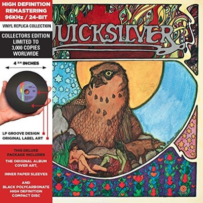 Quicksilver Messenger Service Quicksilver Remastered Lmtd Ed.