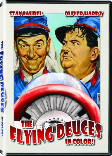 Flying Deuces Laurel & Hardy Nr