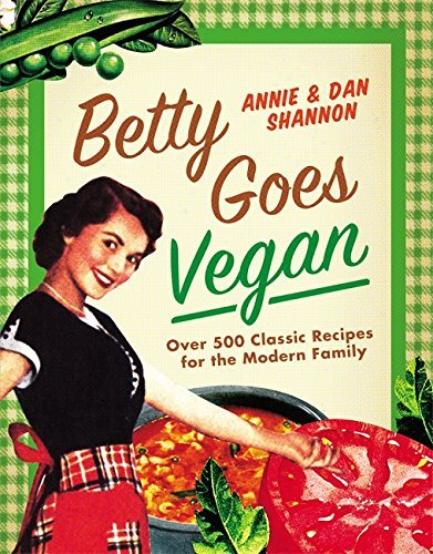 Dan Shannon Betty Goes Vegan
