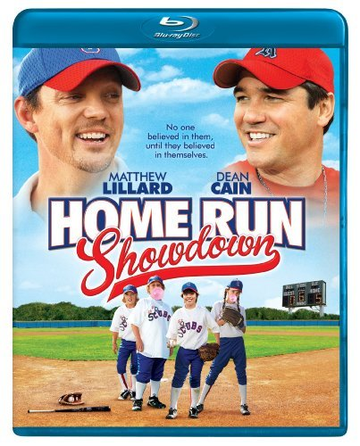 Home Run Showdown Lillard Cain Gish Blu Ray Ws Nr