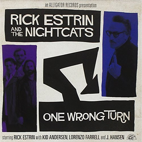 Rick Estrin & The Nightcats One Wrong Turn