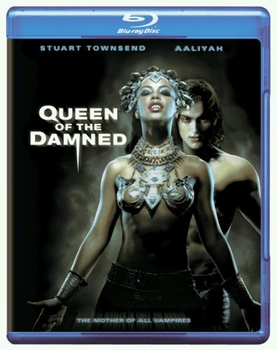 Queen Of The Damned Townsend Aaliyah Moreau Blu Ray Ws R