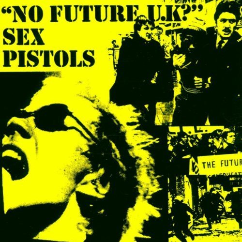 Sex Pistols No Future U.K.? Import Gbr