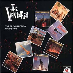 Ventures Vol. 2 The E.P. Collection Import Gbr