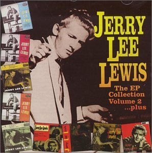 Lewis Jerry Lee Vol. 2 E.P. Collection Import Gbr