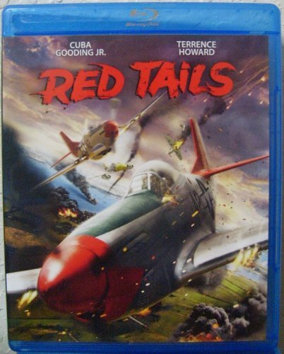 Red Tails Gooding Howard Blu Ray