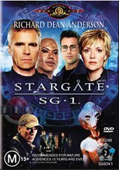 Stargate Sg 1 Season 5 Vol. 2