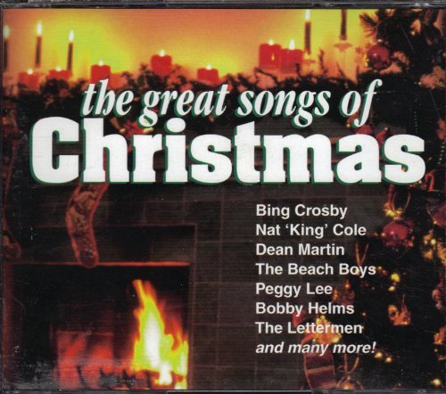 Great Songs Of Christmas Great Songs Of Christmas