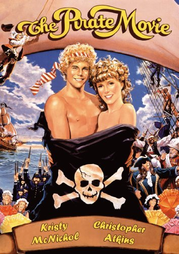 Pirate Movie Mcnichol Atkins Hamilton Ws Pg