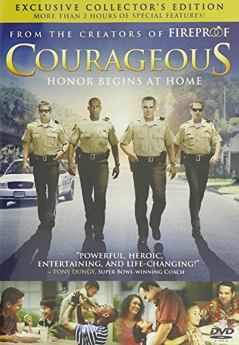 Courageous Courageous Blu Ray Exclusive Collector's Edition