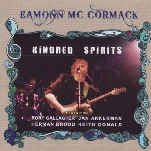 Eamonn Mccormack Kindred Spirits Import Gbr