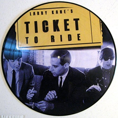 Beatles Larry Kane's Ticket To Ride