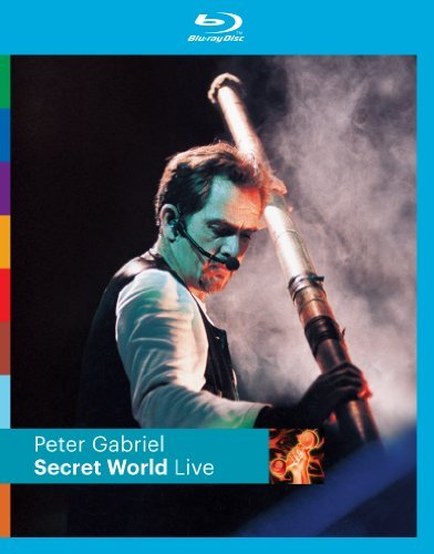 Peter Gabriel Secret World Live Blu Ray