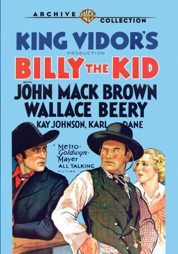 Billy The Kid (1930) Brown Beery Johnson Made On Demand Nr