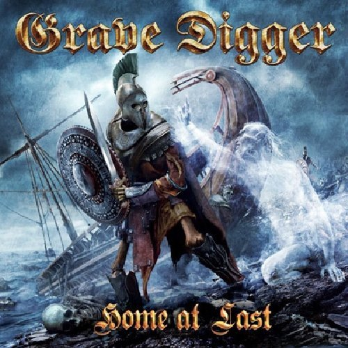 Grave Digger Home At Last Ep