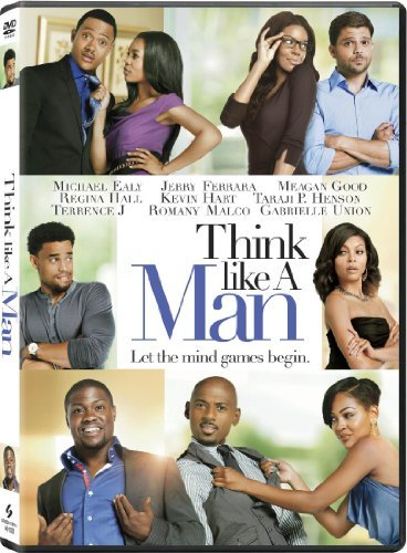 Think Like A Man Brown Union Ealy Hart Aws Pg13 Incl. Uv