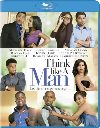Think Like A Man Brown Union Ealy Hart Blu Ray Ws Pg13 Incl. Uv