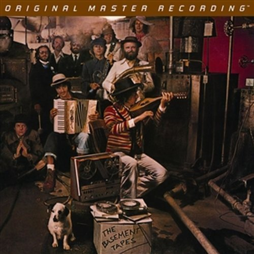 Bob & The Band Dylan Basement Tapes