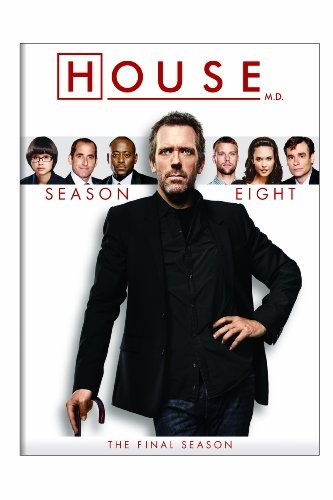 House Season 8 Final Season DVD Nr 5 DVD